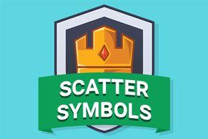 Scatter symbols in slots