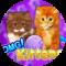 OMG Kittens Logo
