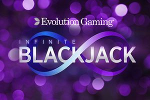 Evolution Gaming's Infinite Blackjack