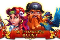 A Pirate's Quest slot online from Spinomenal