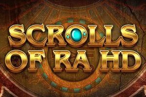 Scrolls of Ra slot